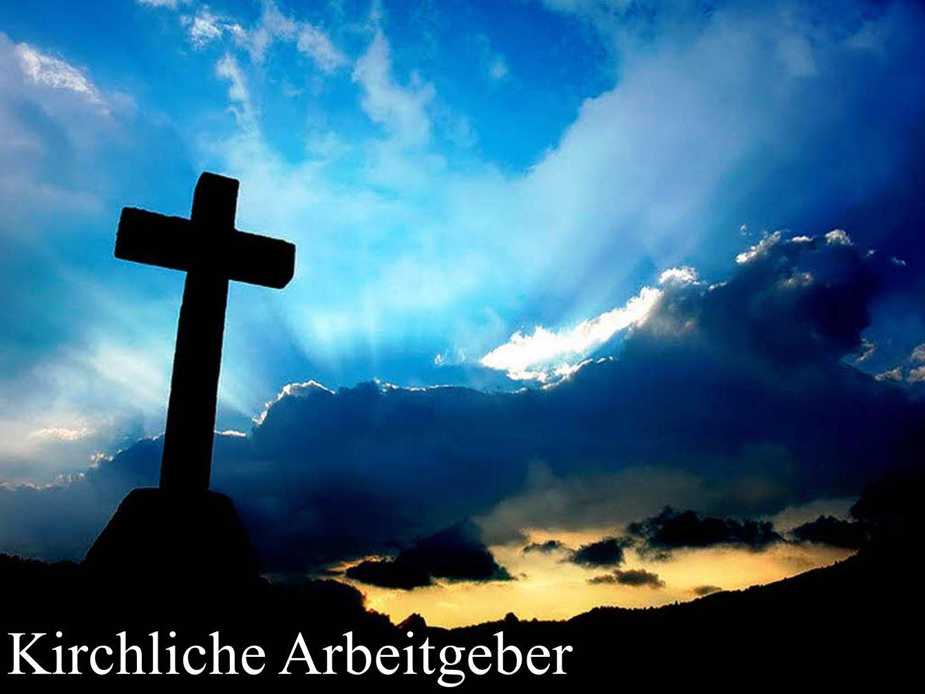 140 Kirchliche Arbeitgeber