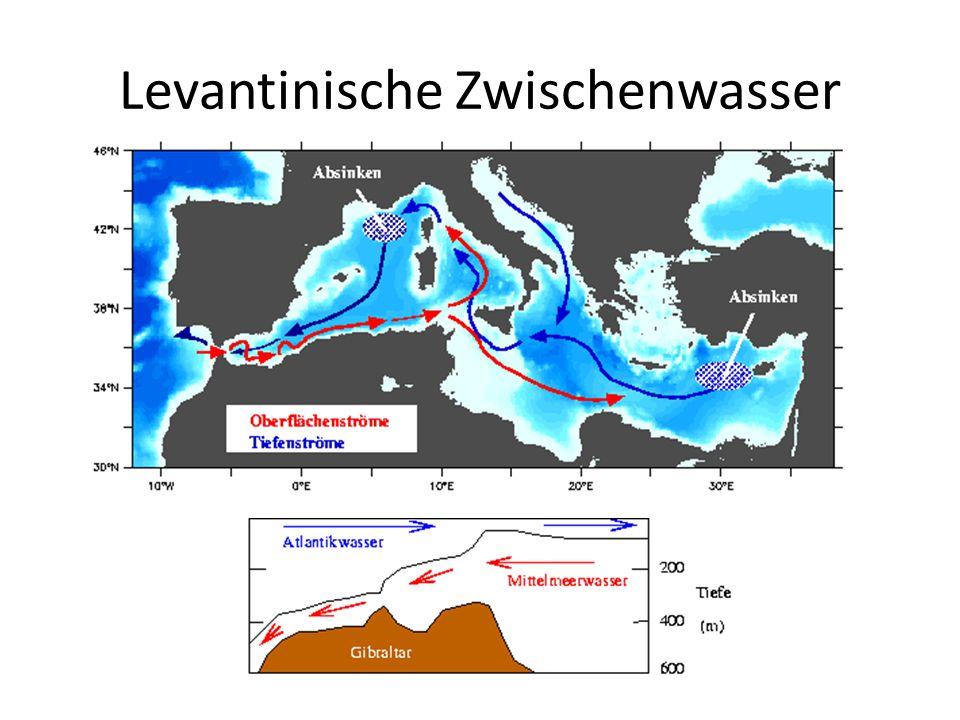 Levantinische Zwischenwasser