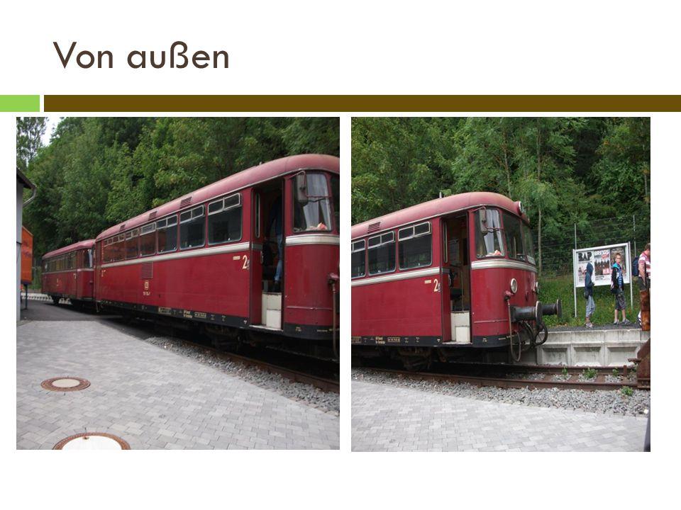Die Lokomotive Unsere letzte Station