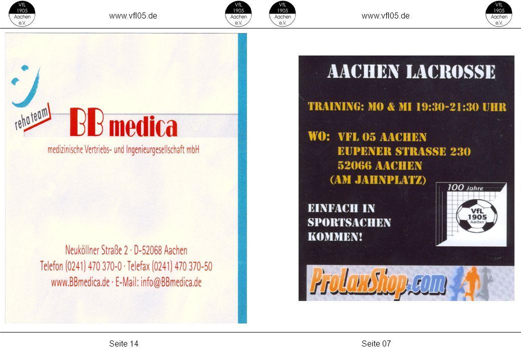 www.vfl05.de Seite 07Seite 14