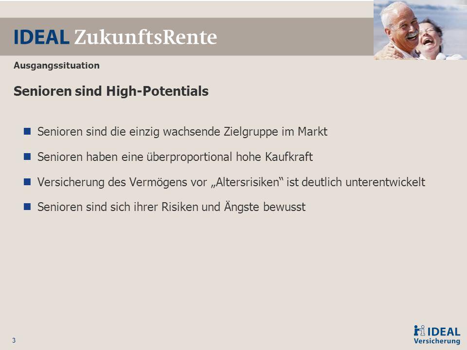 14 Rentenbescheid – Bedrohung von Wohlstand und Vermögen Friedrich P., 50 Jahre, geschieden, 2 erwachsene Kinder, 3.000 € brutto, Pensionszusage über 550 € zu Rentenbeginn Wie hoch ist die Rente von Friedrich P.