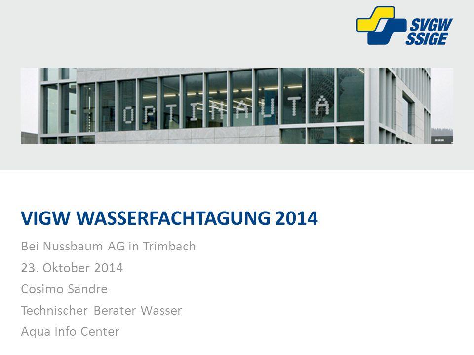 1/2Right11.60Left 11.601/2 7.60 Placeholder 6.00 6.80 Placeholder title Placeholder Top 9.20 Bottom 9.20 Center 0.80 VIGW Wasserfachtagung 2014 Druckminderer und Sicherheitsventile Rohrweitenbestimmung HAL Rohrweitenbestimmung Verteilbatterie Erfahrungswerte Richtlinie W3 SVGW Info Schweizerischer Verein des Gas- und Wasserfaches SVGW2 Quelle: R.