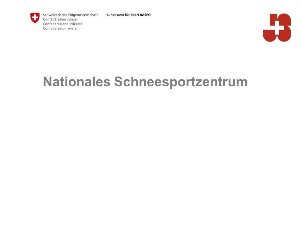 Nationales Schneesportzentrum