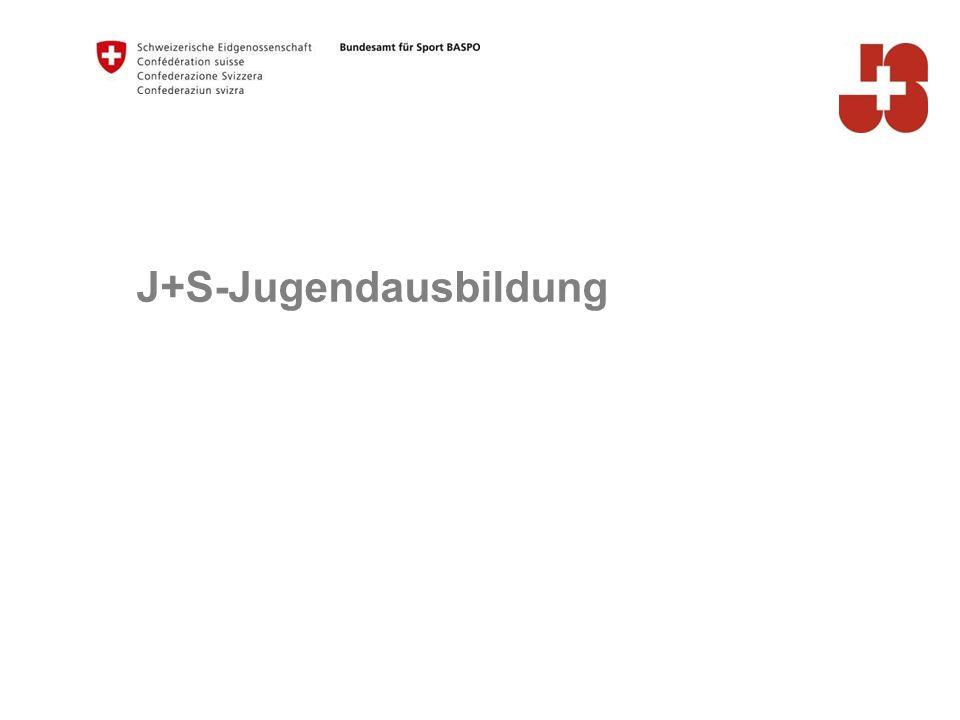 J+S-Jugendausbildung