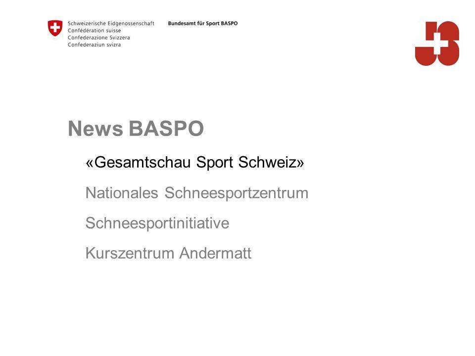 40 Bundesamt für Sport BASPO Jugend+Sport Statistik 2013 – Schneesport (Skifahren, Snowboard, Skilanglauf) - Kinder- und Jugendsport (ohne NG7) 826 Lager