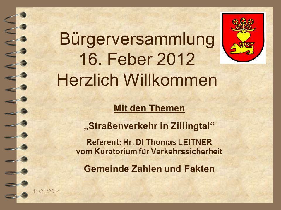 11/21/2014 Bürgerversammlung 16.