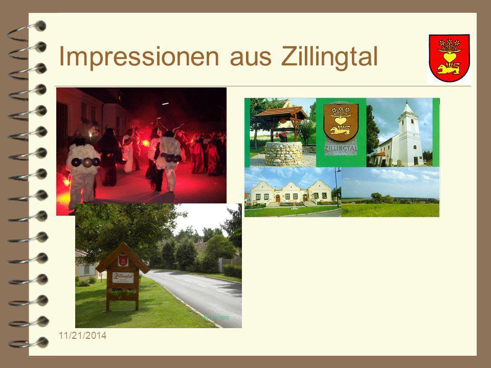 11/21/2014 Impressionen aus Zillingtal