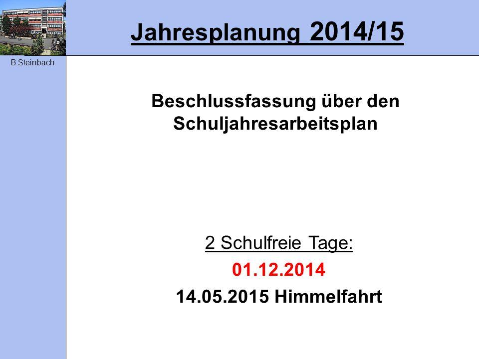 August 25.-29.08.14SLVorbereitungswoche (lt.Plan) 25./26./27.08.