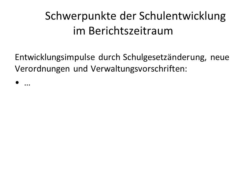 Schülerleistungen: Vergleichsarbeiten Legende: Schulwert im Vergleich zum Landeswert: +20%: erheblich besser (++) - +10%: besser (+) Durchschnitt (o) - -10%: schlechter (-) -20%: erheblich schlechter (--) Anmerkung: Die jeweils getesteten Teilbereiche in Deutsch variieren in den Jahre (siehe www.iqb.hu-berlin.de)www.iqb.hu-berlin.de VERA 8 2010/20112011/20122012/20132013/20142014/2015 Leseverstehen Sprache u.