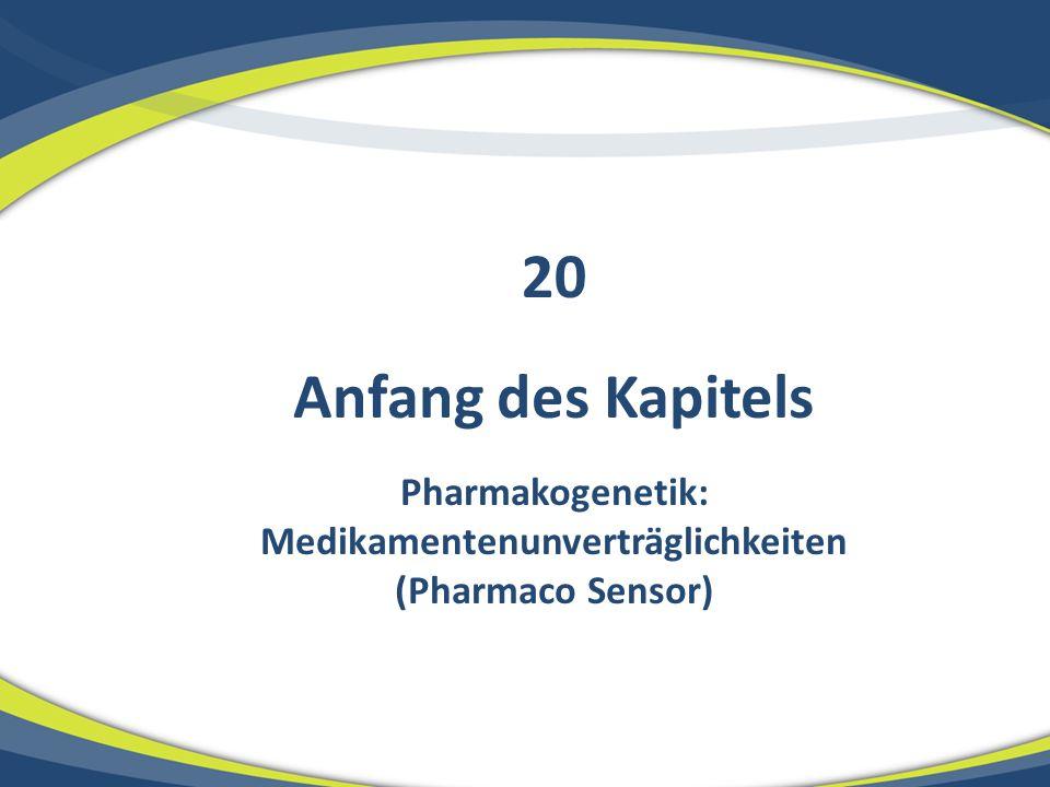 SENSOREN PHARMACO SENSOR Medikamenten- Nebenwirkungen