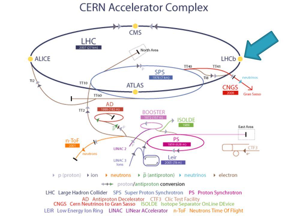 LHCb - Experiment