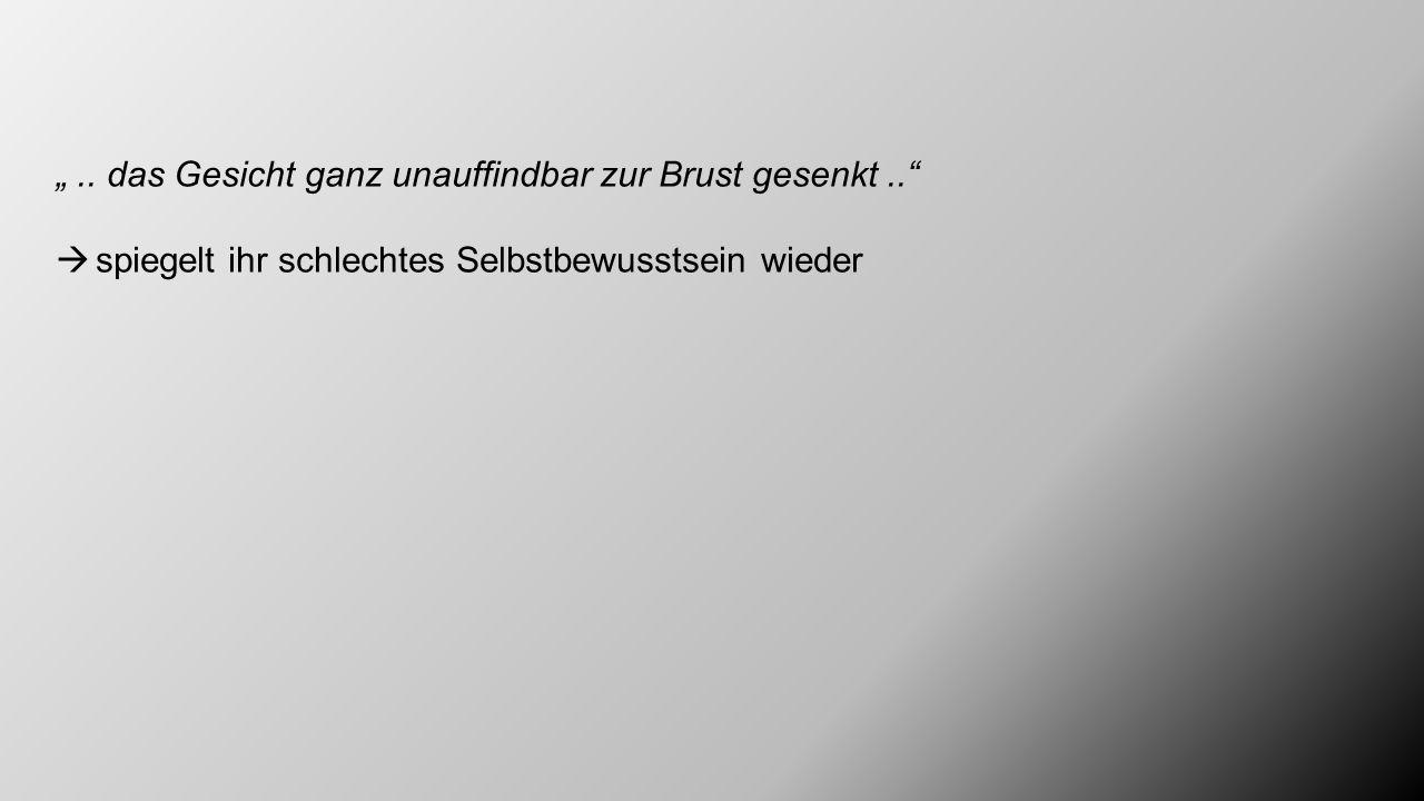 """Angst """"Mutter wollte..bald Gregor besuchen (S.28_Z.21-22)  Angst ist stärker als Wille """".."""