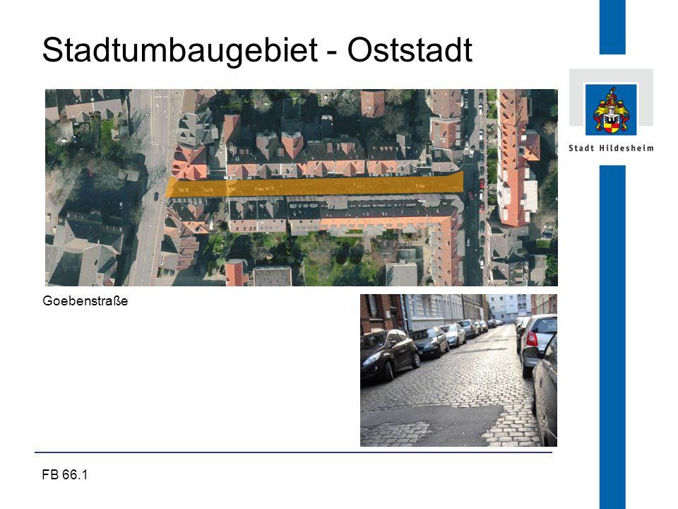 FB 66.1 Rahmenbedingungen/Entwurfsgrundlagen SVHi – Linie 3 Grundschule Elisabethschule