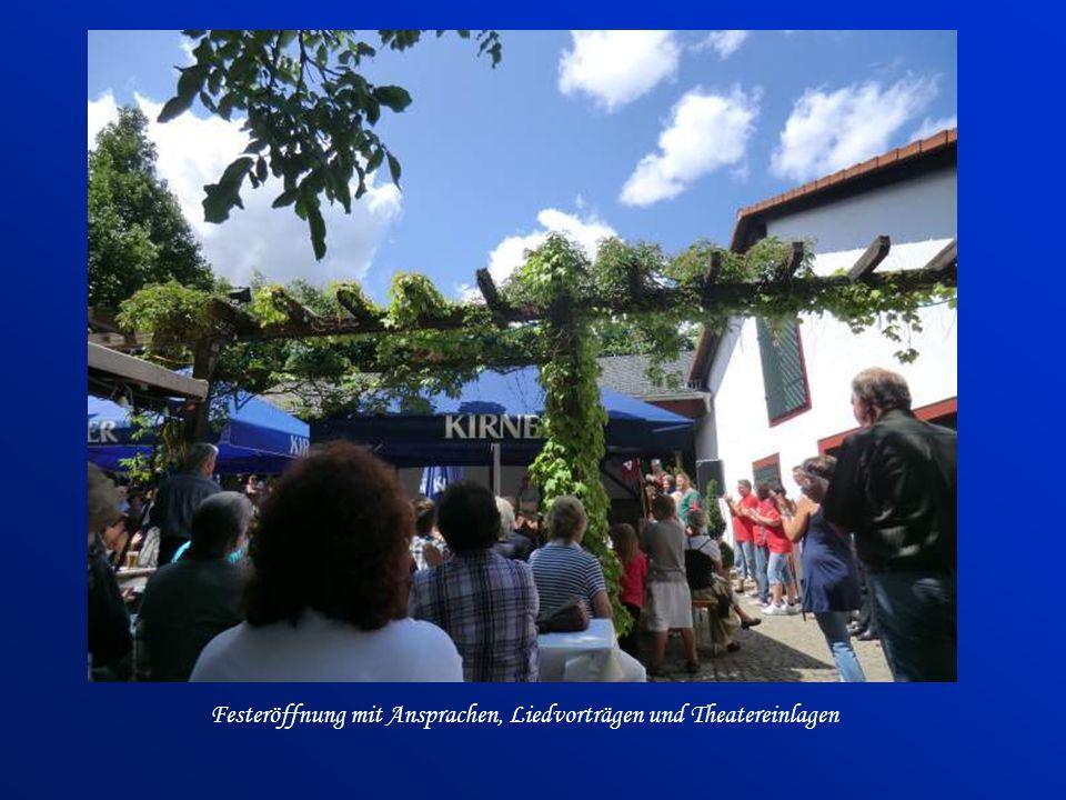 Ein kleiner Rückblick mit Bildern der 950 Jahr Feier - Merxheim Musik: Friends for Live Dana Dragomir