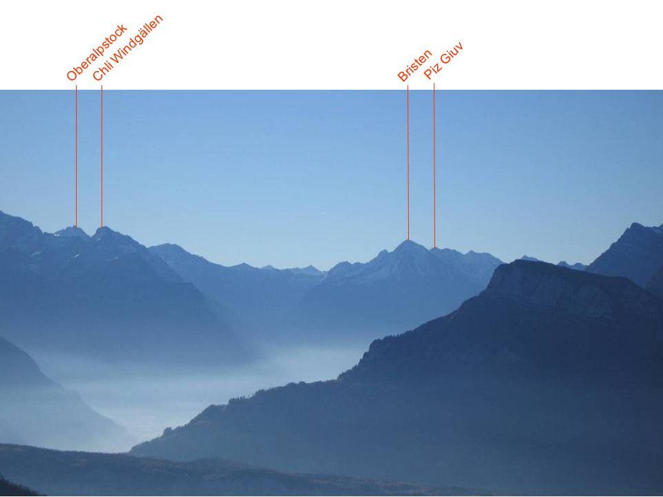 Oberalpstock Bristen Piz Giuv