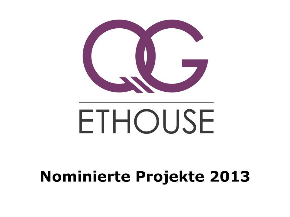 Nominierte Projekte 2013
