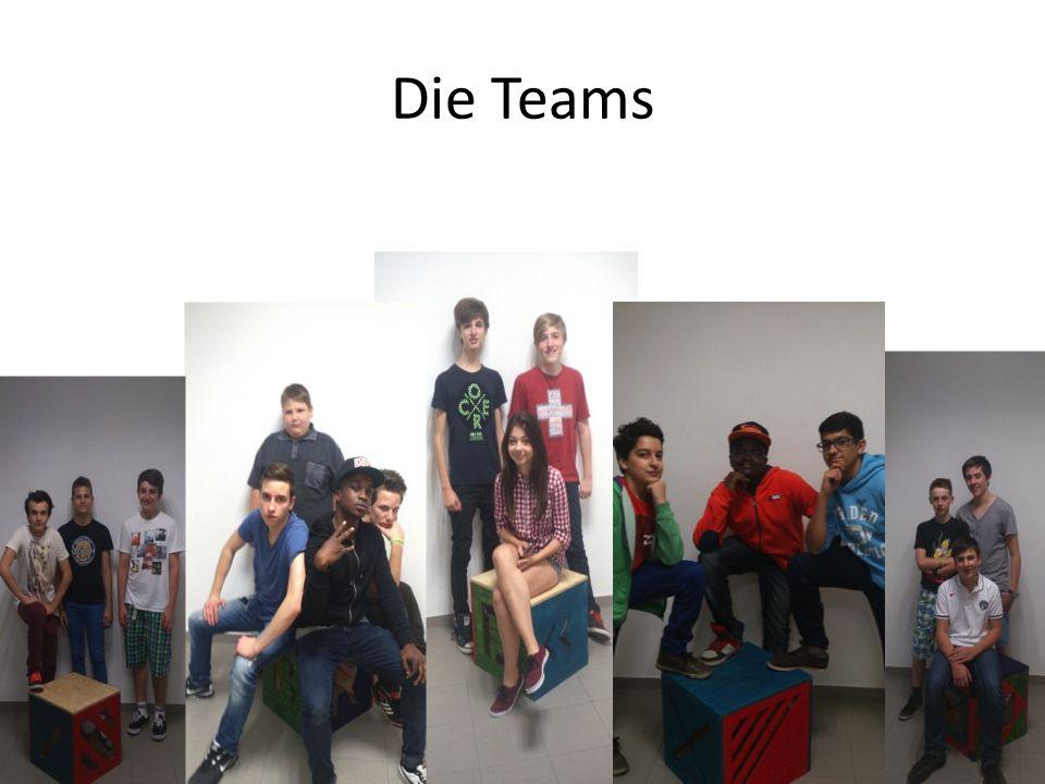Die Teams