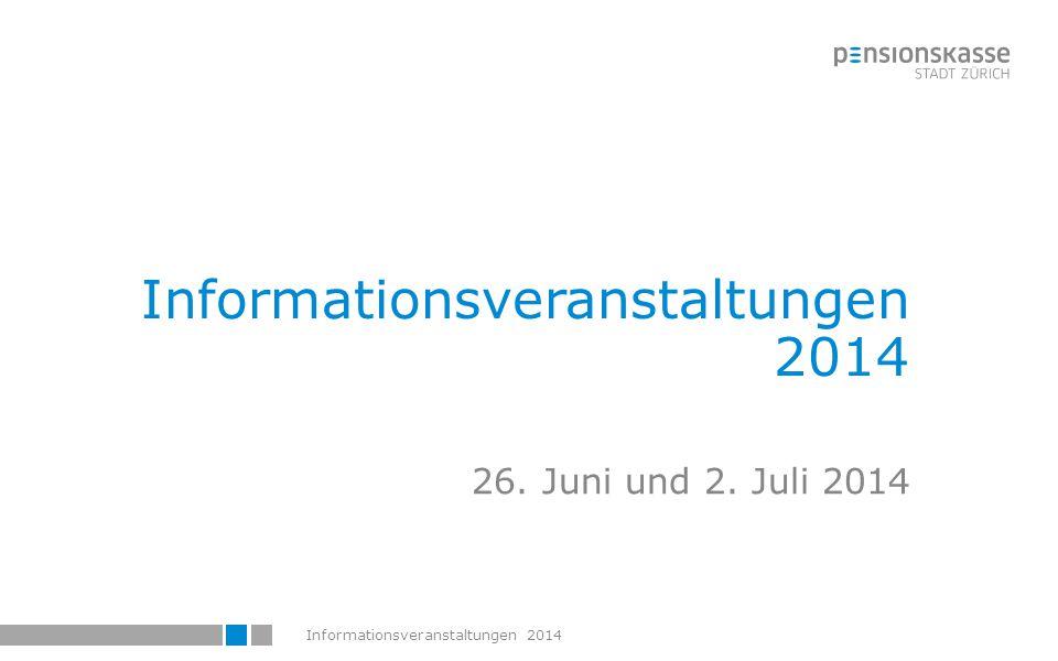 Informationsveranstaltungen 20142 Ablauf der Tagung 09.00BegrüssungPatrick Plesner 09.05Personeller WechselDr.