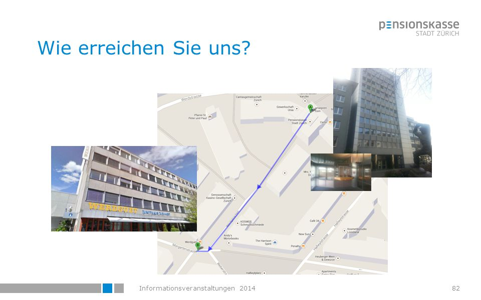 Informationsveranstaltungen 201483 Was ändert sich.