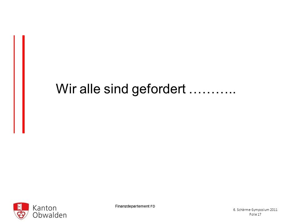 Finanzdepartement FD Symposium Zukunft Alter Datum 6.