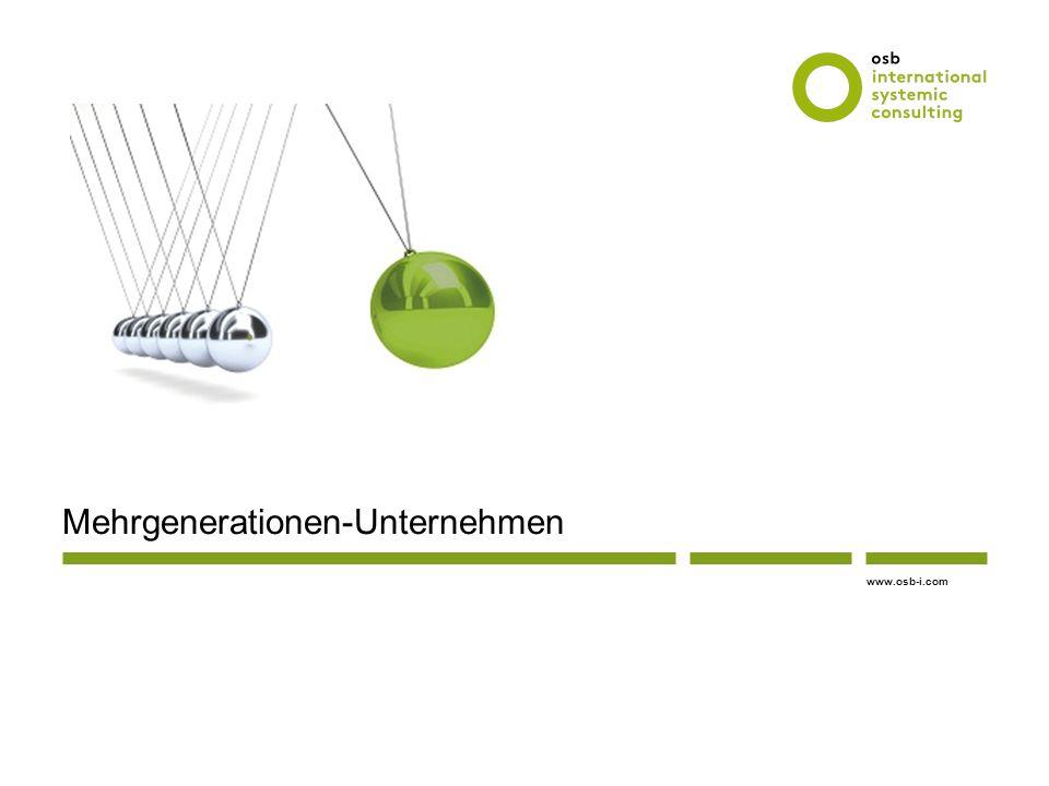 www.osb-i.com Mehrgenerationen-Unternehmen