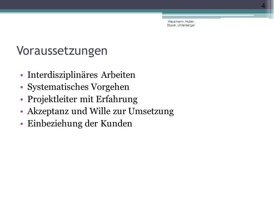 Hausmann, Huber, Stuxer, Unterberger 15