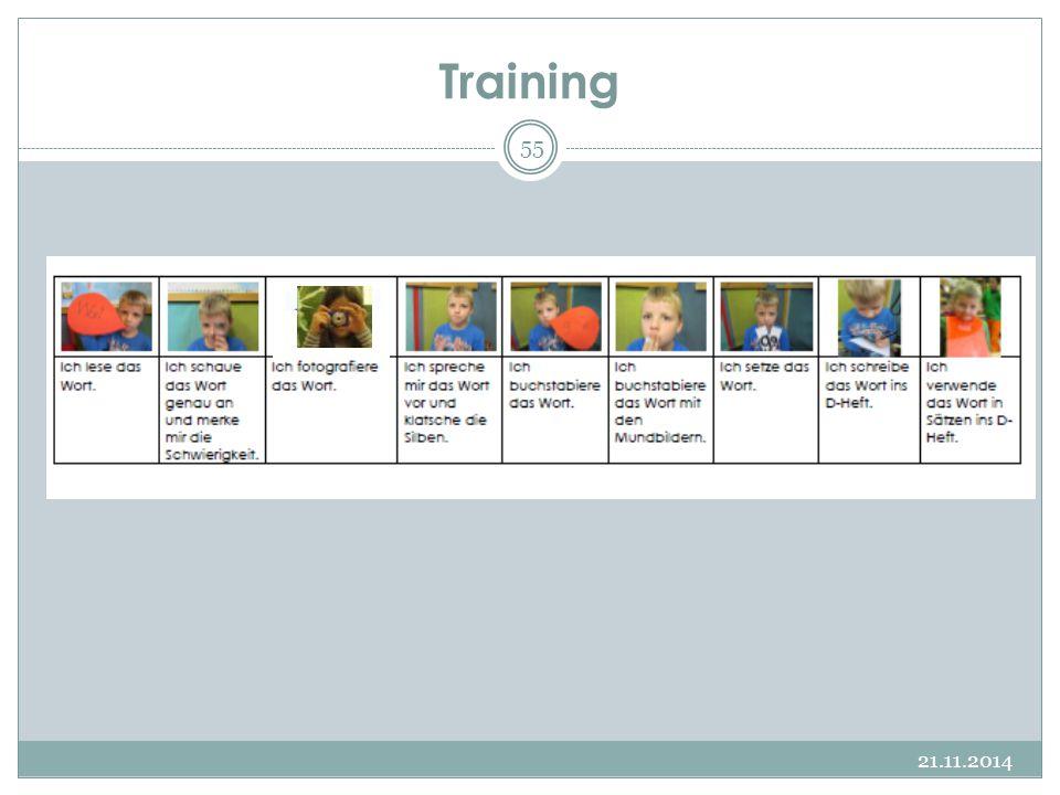 Training 21.11.2014 55