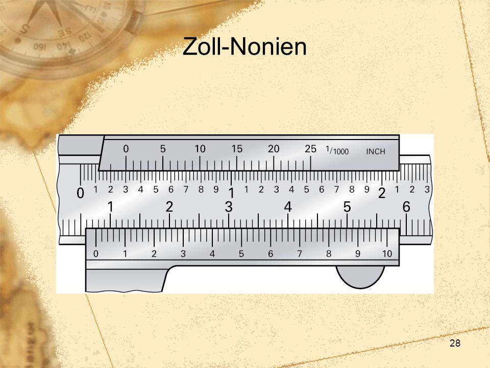 28 Zoll-Nonien
