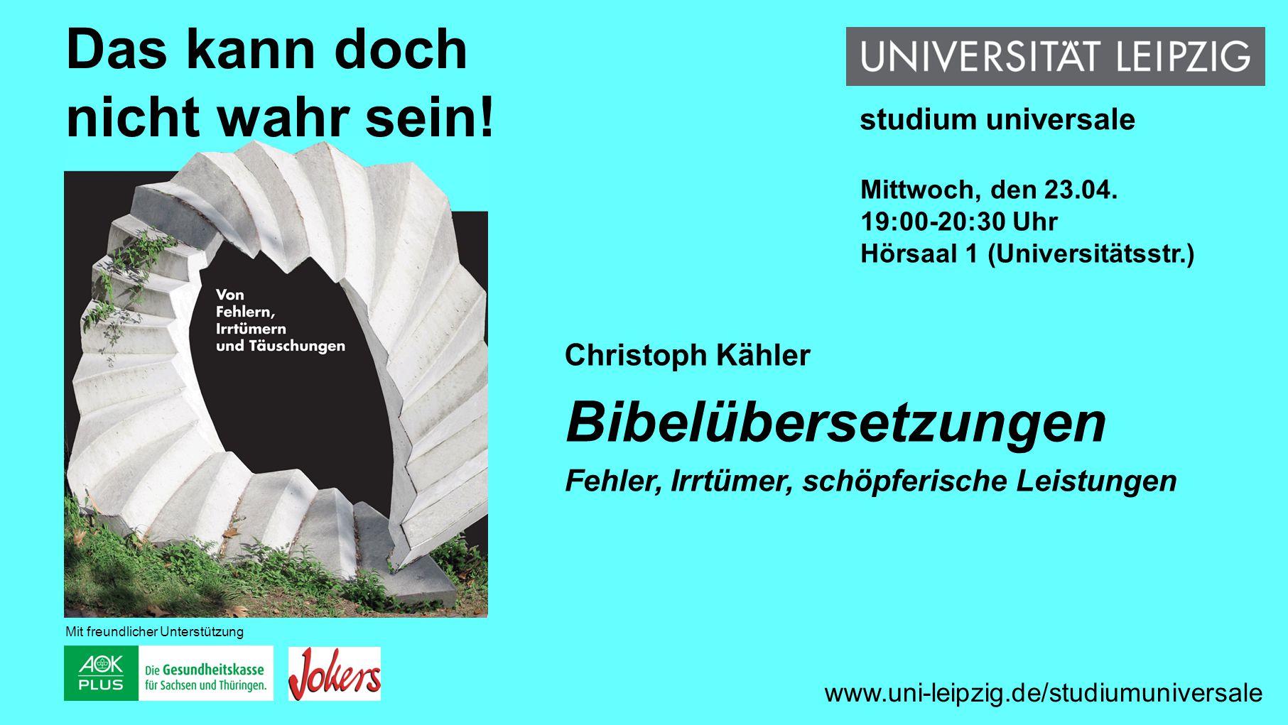 Michaela Nowotnick Gefälschte Biographie Wissenschaftliche Fehlinterpretationen am Beispiel Eginald Schlattners www.uni-leipzig.de/studiumuniversale Das kann doch nicht wahr sein.