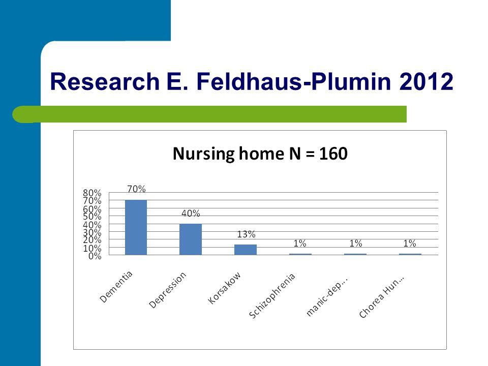 Research E. Feldhaus-Plumin 2012