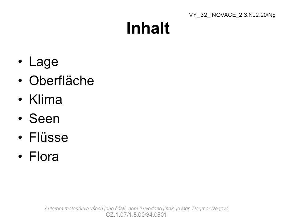 Rhein in der Schweiz Rheinfall VY_32_INOVACE_2.3.NJ2.20/Ng  Rheinfall Autorem materiálu a všech jeho částí, není-li uvedeno jinak, je Mgr.