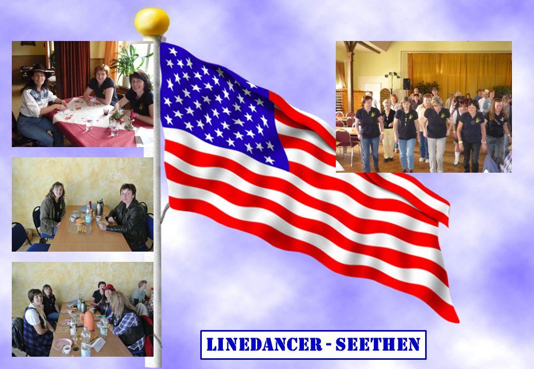 Reserviert für : Personen Linedancer - Uenglingen