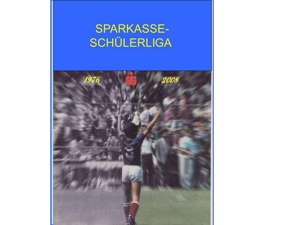 1976 2008 SPARKASSE- SCHÜLERLIGA