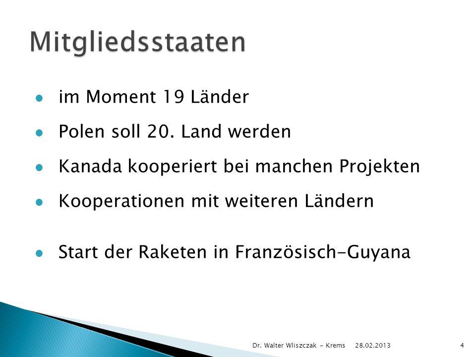 28.02.2013 Dr. Walter Wliszczak - Krems15
