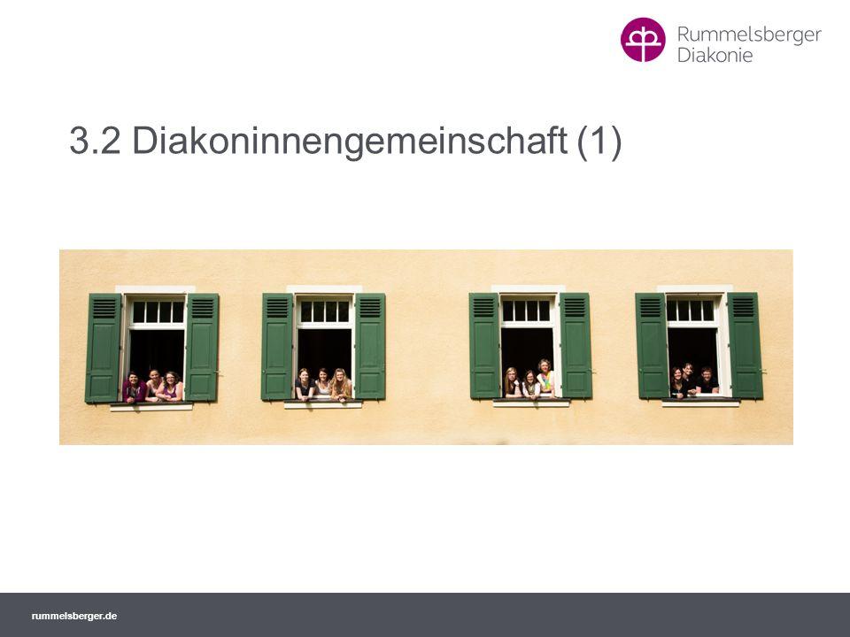 rummelsberger.de 3.2 Diakoninnengemeinschaft (1)