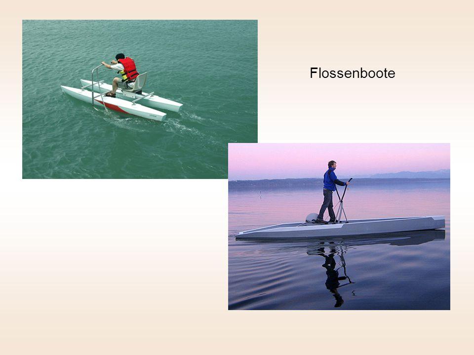 Flossenboote