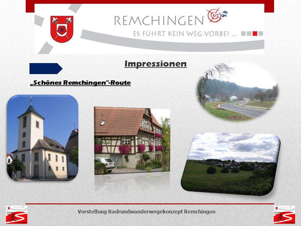 """Vorstellung Radrundwanderwegekonzept Remchingen Impressionen """"Schönes Remchingen""""-Route"""