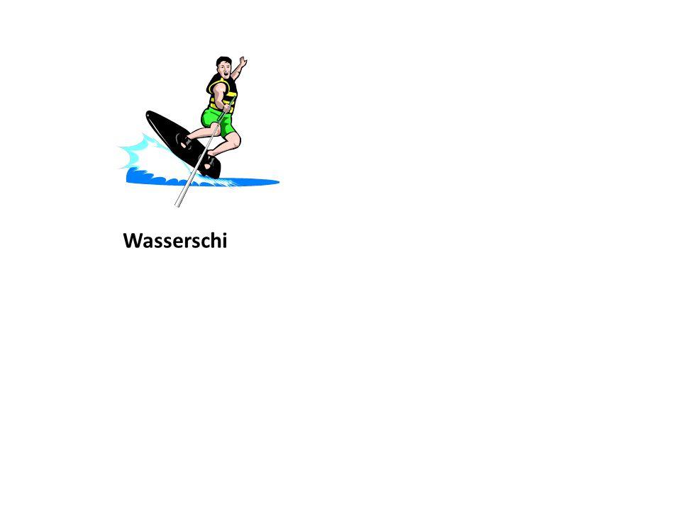Wasserschi