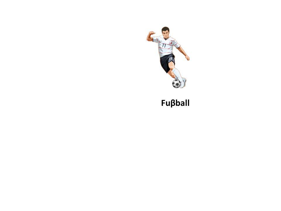 Fuβball