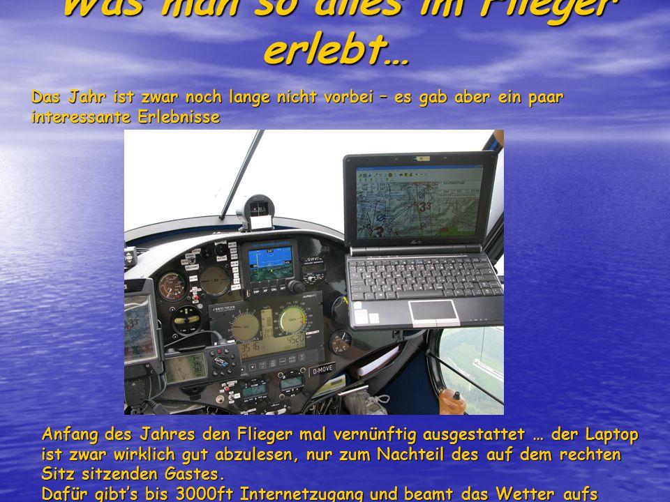 Was man so alles im Flieger erlebt… Anfang des Jahres den Flieger mal vernünftig ausgestattet … der Laptop ist zwar wirklich gut abzulesen, nur zum Nachteil des auf dem rechten Sitz sitzenden Gastes.