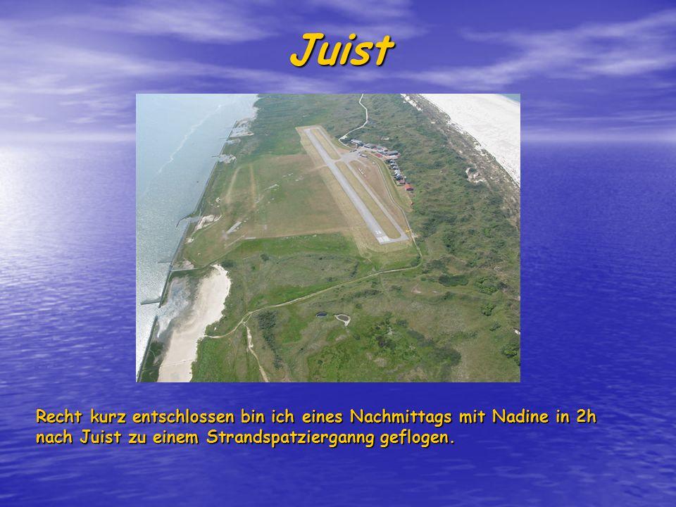 Juist Recht kurz entschlossen bin ich eines Nachmittags mit Nadine in 2h nach Juist zu einem Strandspatzierganng geflogen.
