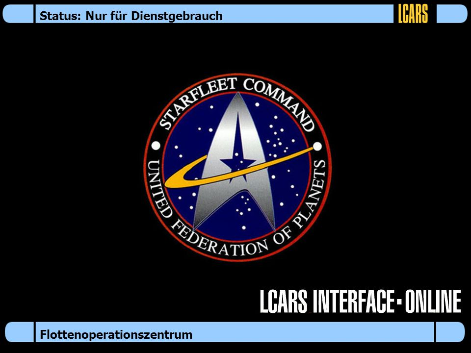 Status: Nur für Dienstgebrauch Flottenoperationszentrum