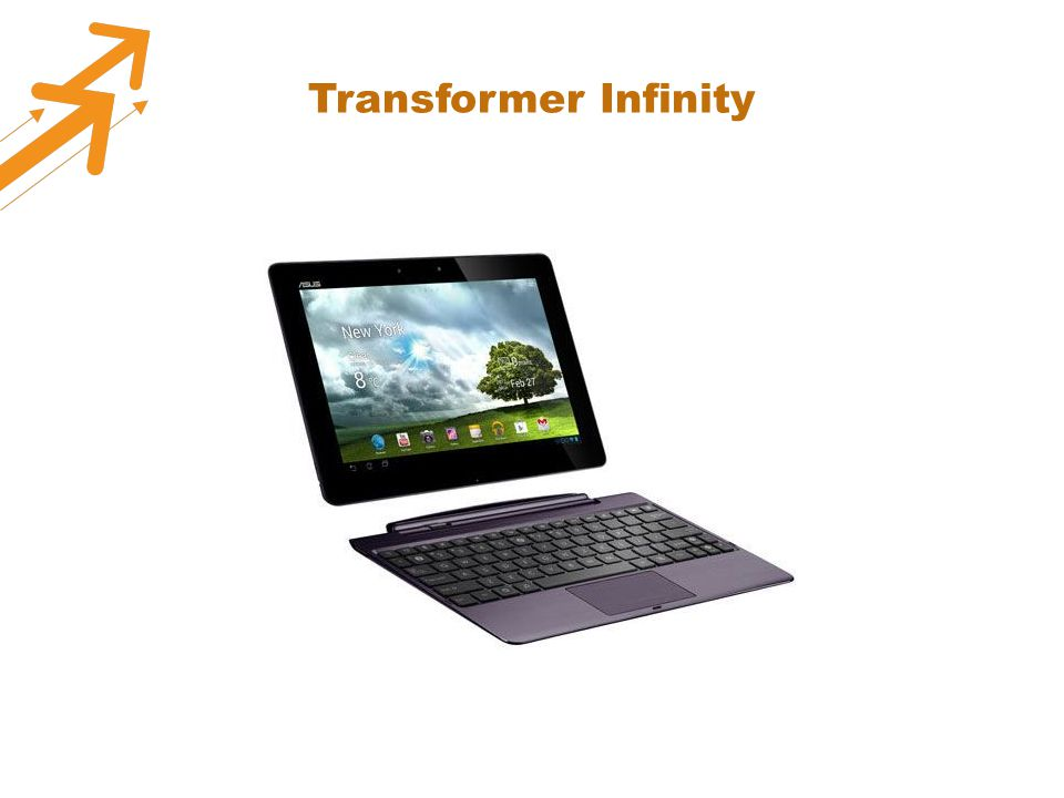 Transformer Infinity