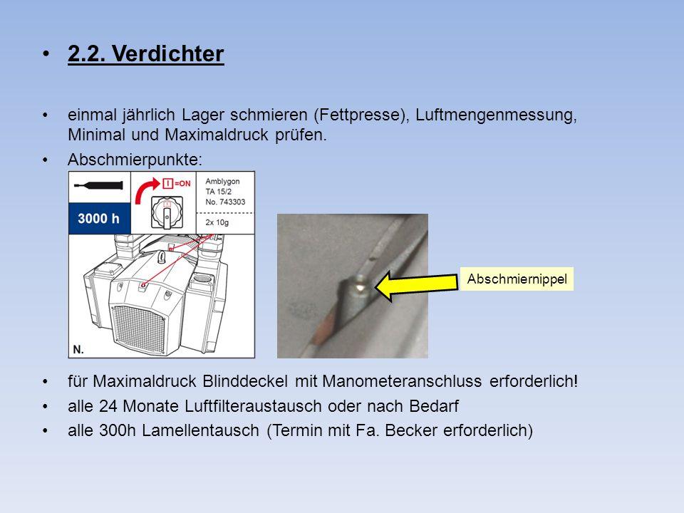 2.3.UV-Anlage 2.3.1.
