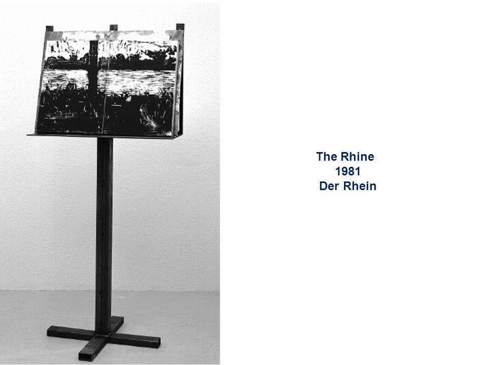 The Rhine 1981 Der Rhein
