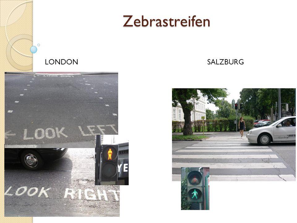 Zebrastreifen LONDONSALZBURG
