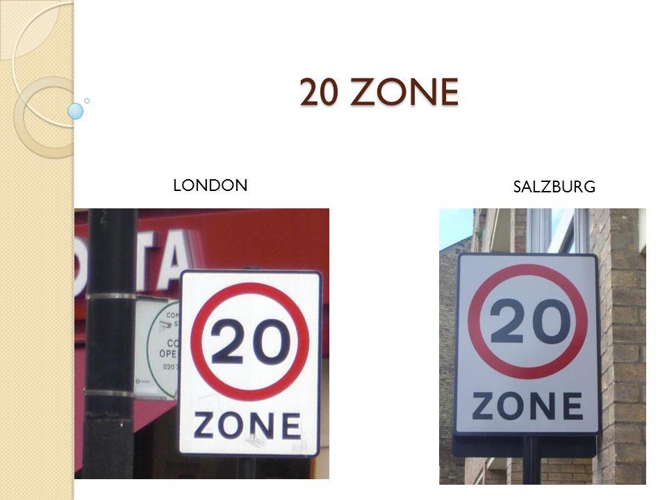 20 ZONE LONDON SALZBURG