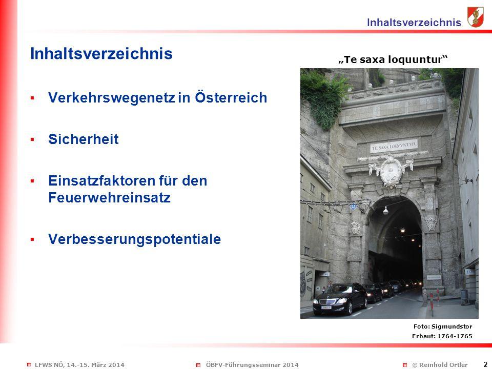 LFWS NÖ, 14.-15.März 2014ÖBFV-Führungsseminar 2014 © Reinhold Ortler 53 ▪Türen od.
