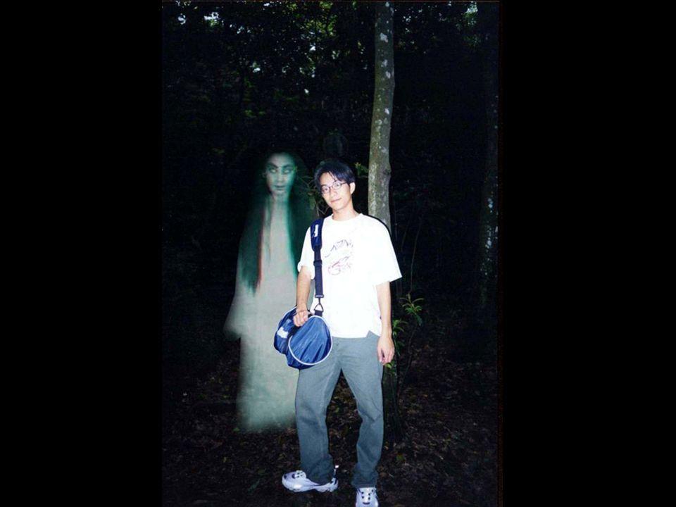 Das ist die Geschichte von einem Mann, der mit seinem Freund einen Ausflug in einen Wald in Indonesien machte. Er bat seinen Freund, ein Foto von ihm