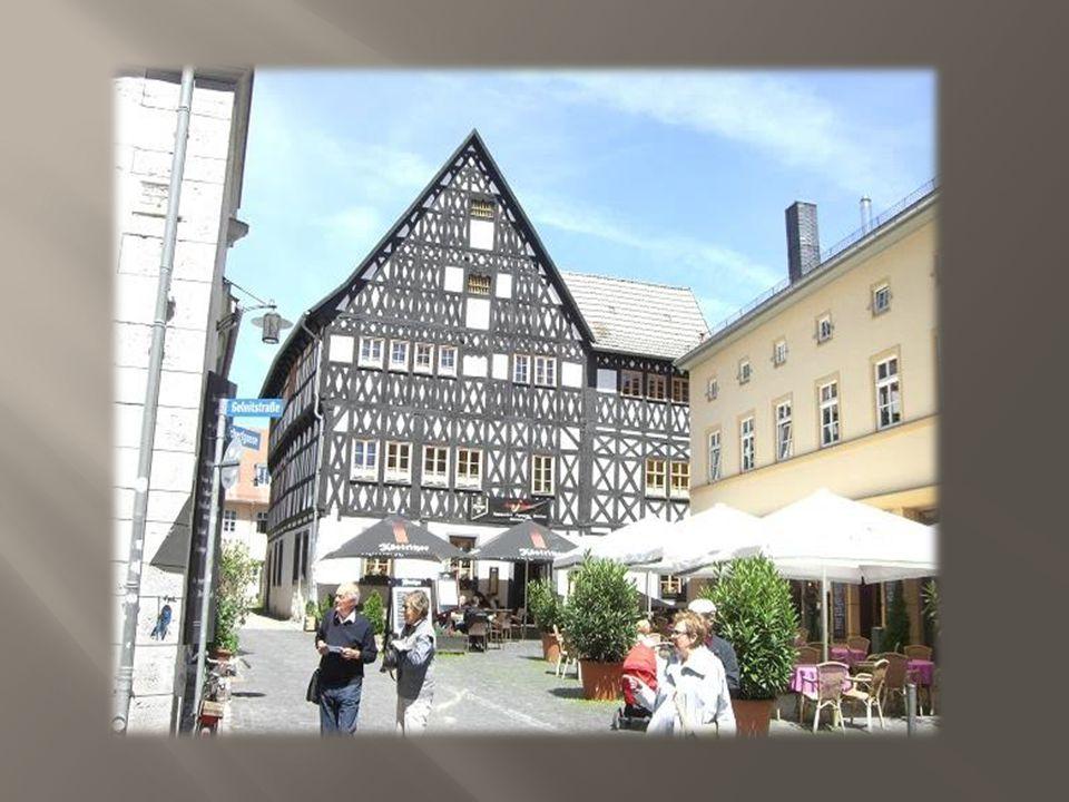 Stadtschloss mit Schlossturm